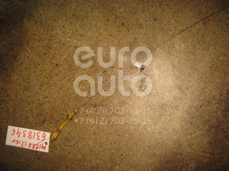 Щуп масляный для Nissan Micra (K12E) 2002-2010;Note (E11) 2006-2013 - Фото №1