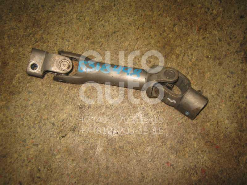 Кардан рулевой для Opel Astra H / Family 2004-2015;Ascona C 1982-1988;Astra G 1998-2005;Zafira (F75) 1999-2005 - Фото №1
