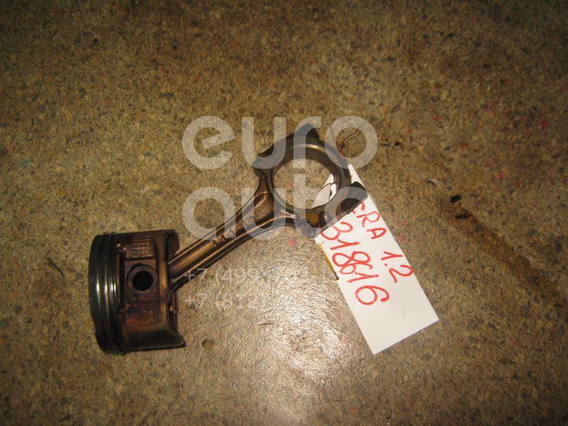 Поршень с шатуном для Nissan Micra (K12E) 2002-2010 - Фото №1