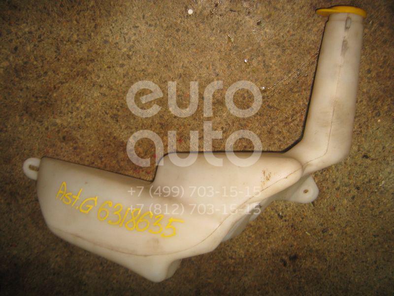 Бачок омывателя лобового стекла для Opel Astra G 1998-2005;Zafira A (F75) 1999-2005 - Фото №1