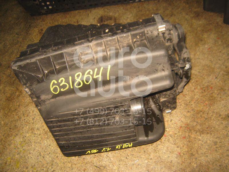 Корпус воздушного фильтра для Opel Astra G 1998-2005;Zafira A (F75) 1999-2005 - Фото №1