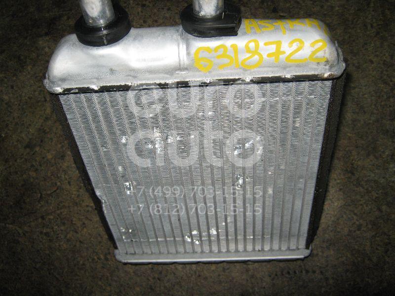 Радиатор отопителя для Opel Astra G 1998-2005;Astra H / Family 2004-2015;Zafira (F75) 1999-2005 - Фото №1