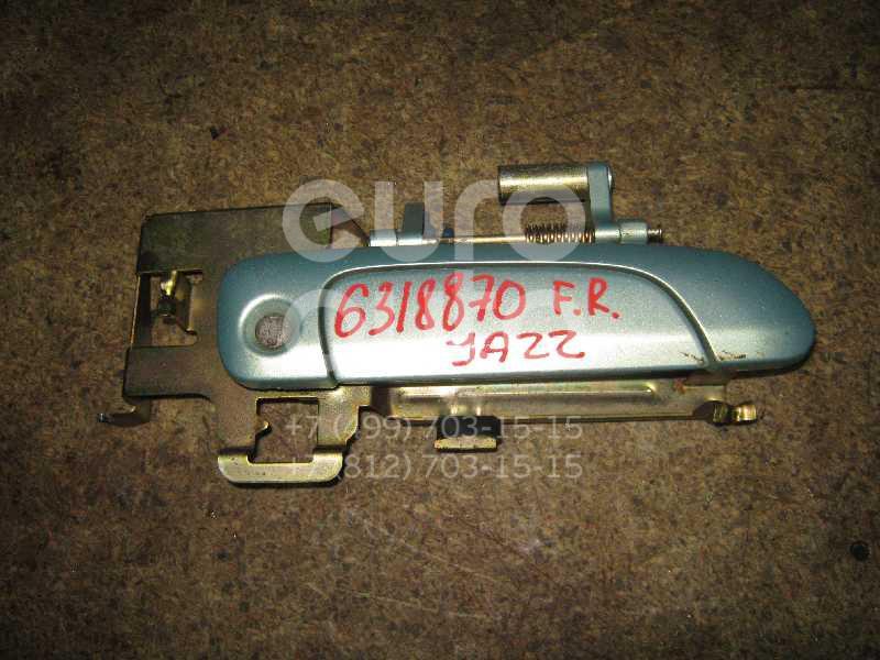 Ручка двери наружная правая для Honda Jazz 2002-2008 - Фото №1