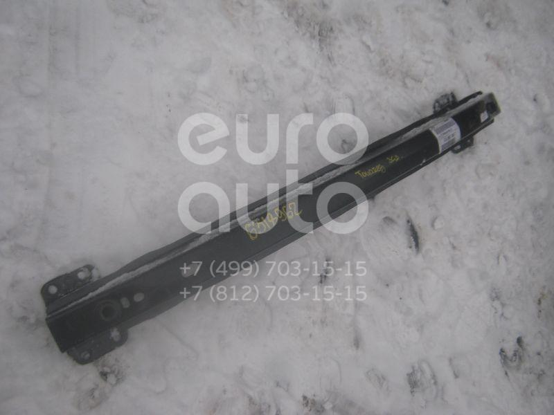 Усилитель заднего бампера для VW Touareg 2002-2010 - Фото №1