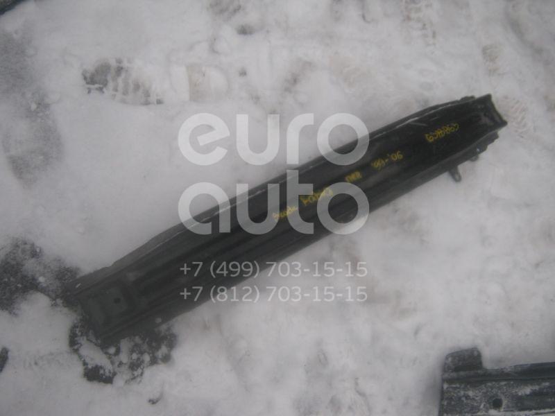 Усилитель переднего бампера для Skoda Fabia 1999-2006 - Фото №1