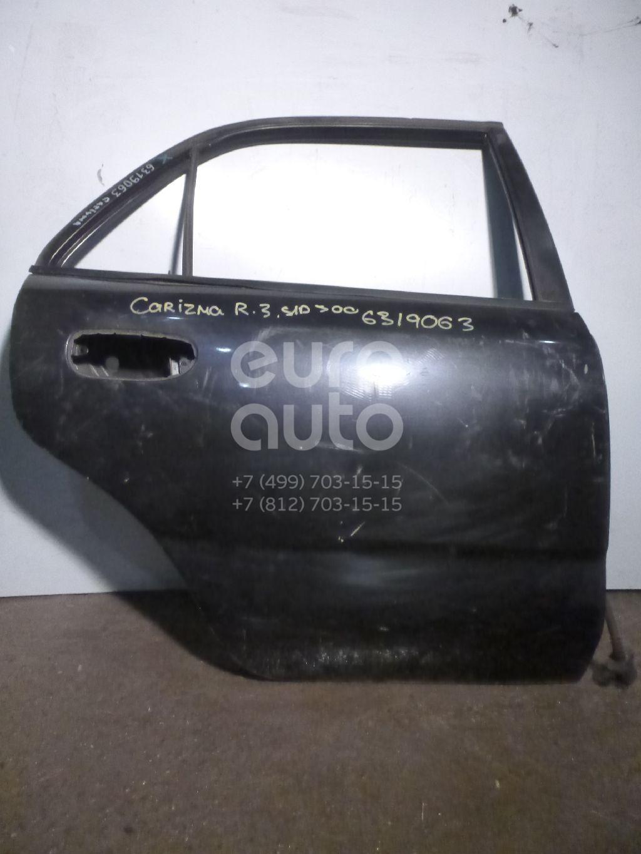 Дверь задняя правая для Mitsubishi Carisma (DA) 1995-2000;Carisma (DA) 2000-2003 - Фото №1