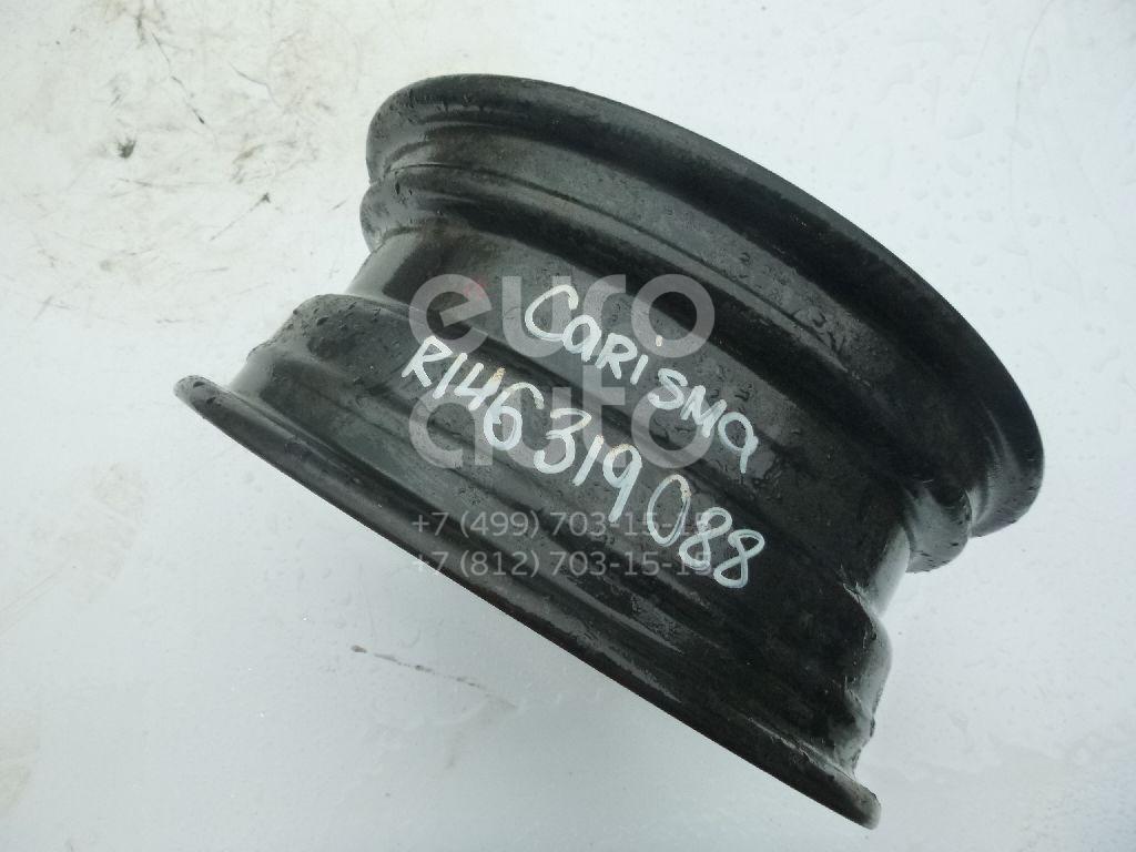 Диск колесный железо для Mitsubishi Carisma (DA) 1995-2000 - Фото №1