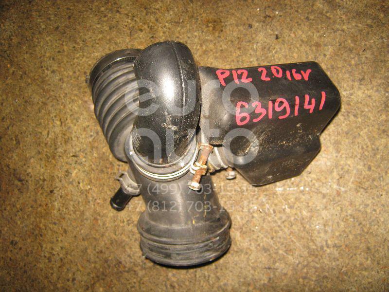 Патрубок воздушного фильтра для Nissan Primera P12E 2002-2007 - Фото №1