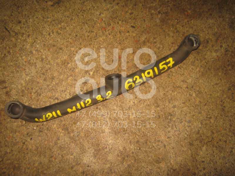 Трубка картерных газов для Mercedes Benz W211 E-Klasse 2002-2009 - Фото №1