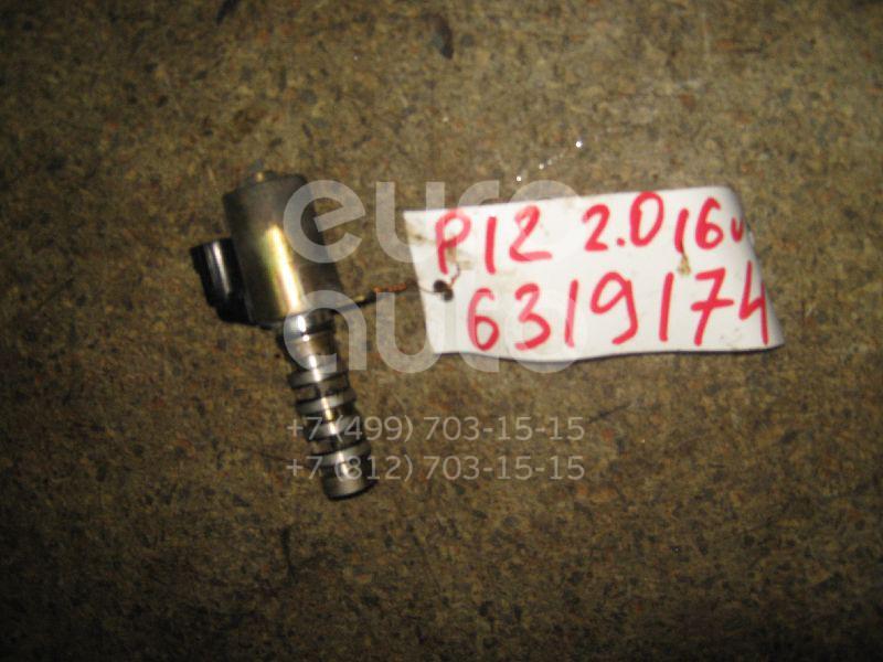 Клапан электромагн. изменения фаз ГРМ для Nissan Primera P12E 2002-2007 - Фото №1
