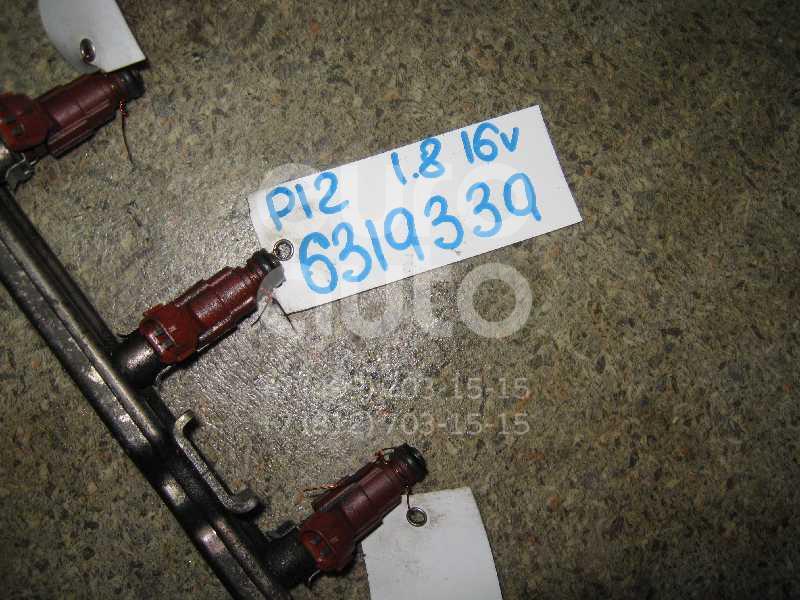Форсунка инжекторная электрическая для Nissan Primera P12E 2002-2007 - Фото №1