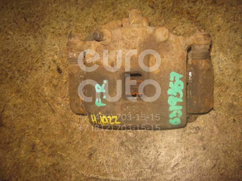 Суппорт передний правый для Honda Jazz 2002-2008 - Фото №1