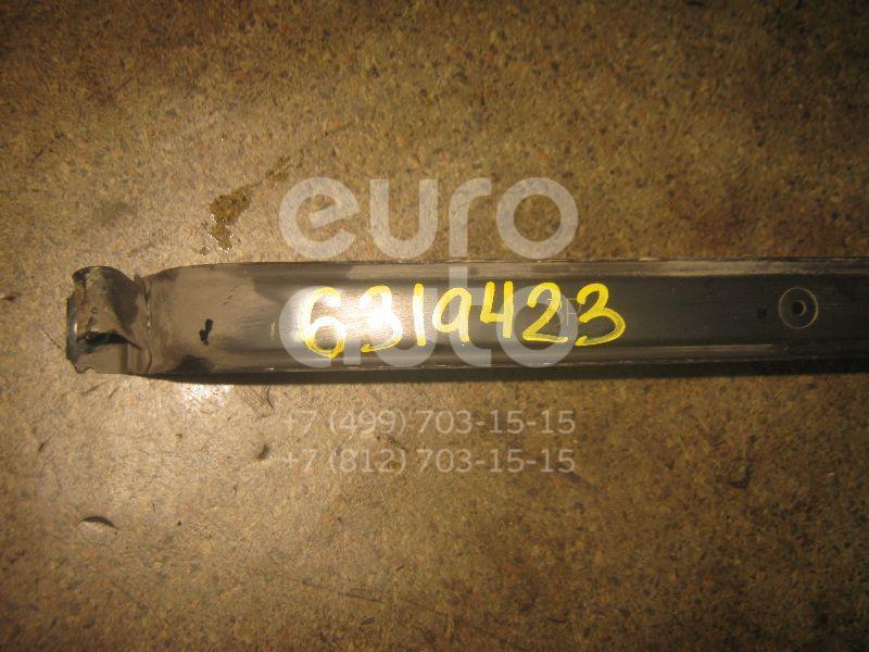 Лента крепления бензобака для Opel Astra H / Family 2004-2015 - Фото №1