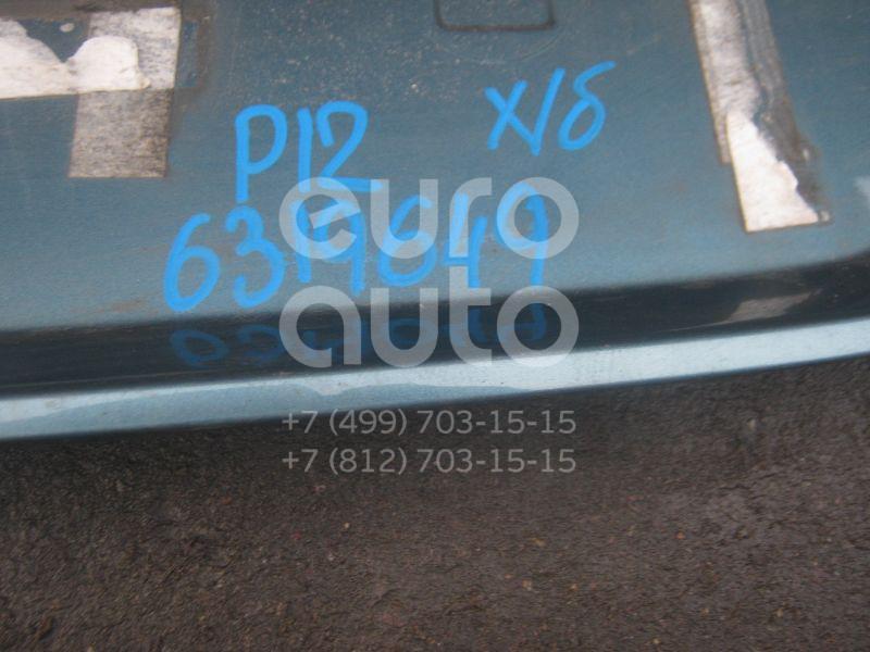 Накладка двери багажника для Nissan Primera P12E 2002-2007 - Фото №1