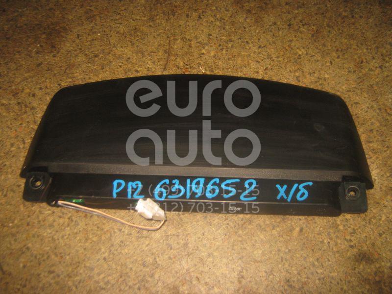 Фонарь задний (стоп сигнал) для Nissan Primera P12E 2002> - Фото №1