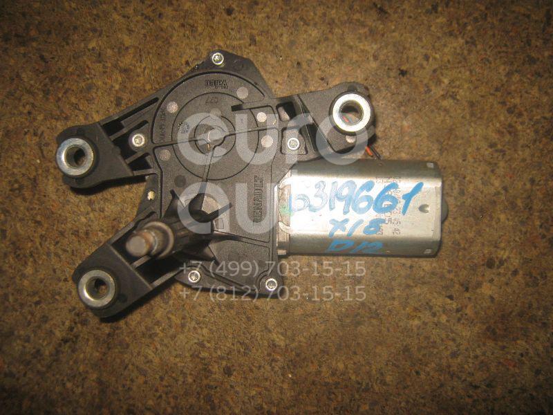 Моторчик стеклоочистителя задний для Nissan Primera P12E 2002-2007 - Фото №1