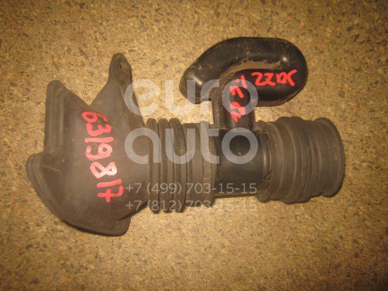 Патрубок воздушного фильтра для Honda Jazz 2002-2008 - Фото №1