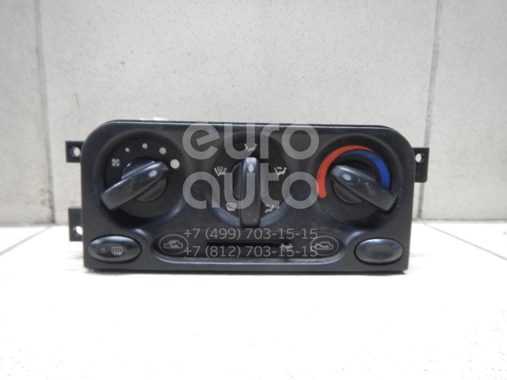 Блок управления отопителем для Daewoo Matiz (KLYA) 1998> - Фото №1