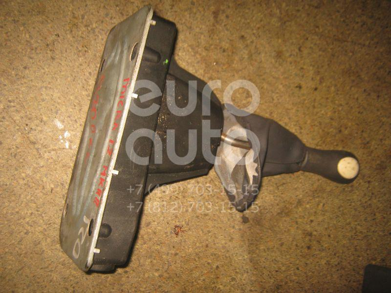 Кулиса КПП для Nissan Micra (K12E) 2002-2010 - Фото №1