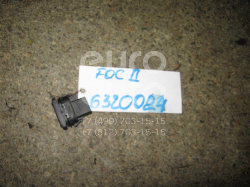 Кнопка стеклоподъемника для Ford Focus II 2008-2011;Focus II 2005-2008;C-MAX 2003-2011;Kuga 2008-2012 - Фото №1