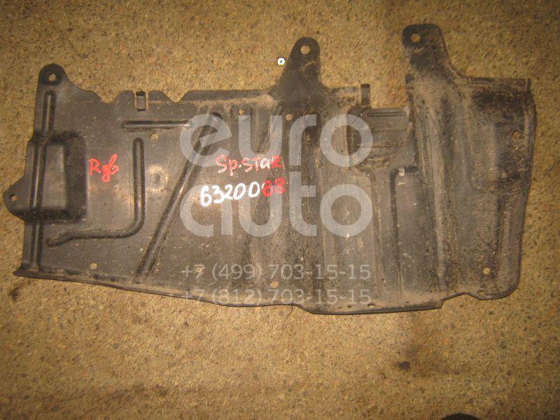 Пыльник двигателя боковой правый для Mitsubishi,Volvo Space Star 1998-2004;Carisma (DA) 1995-1999;S40 1995-1998;V40 1995-1998;S40 1998-2001;V40 1998-2001;S40 2001-2003;V40 2001-2004;Carisma (DA) 1999-2003 - Фото №1