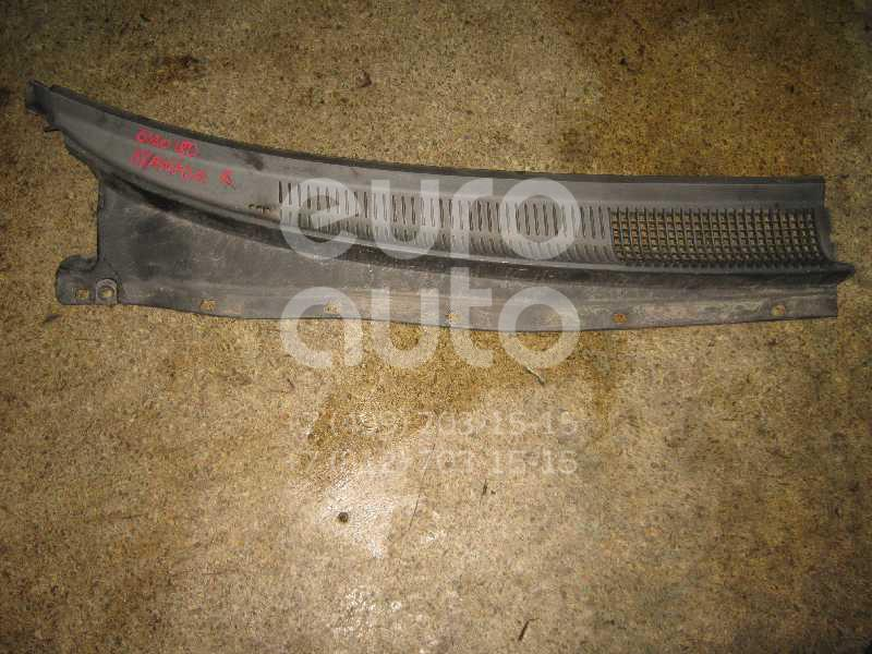 Решетка стеклооч. (планка под лобовое стекло) для Hyundai Elantra 2000-2005 - Фото №1