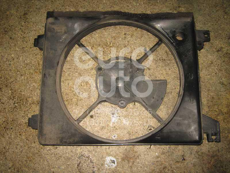 Диффузор вентилятора для Hyundai Elantra 2000-2005 - Фото №1
