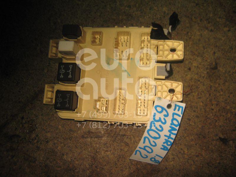 Блок предохранителей для Hyundai Elantra 2000-2005 - Фото №1