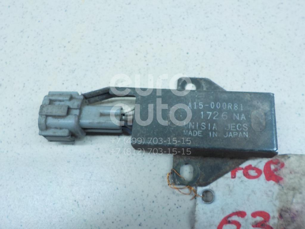 Резистор отопителя для Subaru Forester (S10) 2000-2002 - Фото №1