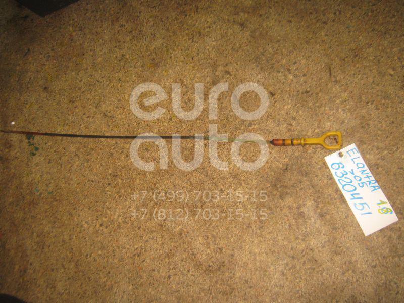 Щуп масляный для Hyundai,Kia Elantra 2000-2005;Getz 2002-2010;Matrix 2001-2010;Coupe (GK) 2002-2009;Cerato 2004-2008;RIO 2005-2011;Accent II (+ТАГАЗ) 2000-2012;RIO 2000-2004 - Фото №1
