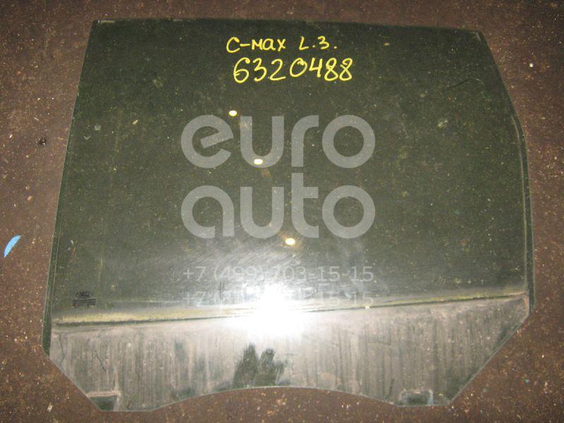 Стекло двери задней левой для Ford C-MAX 2003-2011 - Фото №1