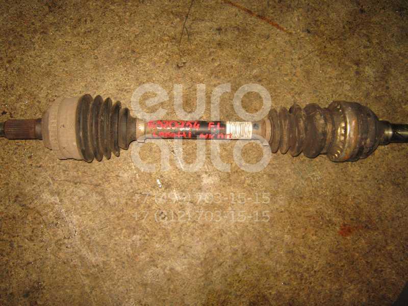 Полуось передняя левая для Chevrolet Lacetti 2003-2013 - Фото №1