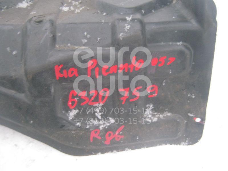 Пыльник двигателя боковой правый для Kia Picanto 2005-2011 - Фото №1