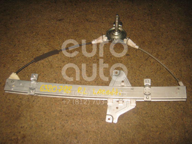 Стеклоподъемник механ. задний левый для Chevrolet Lacetti 2003-2013 - Фото №1