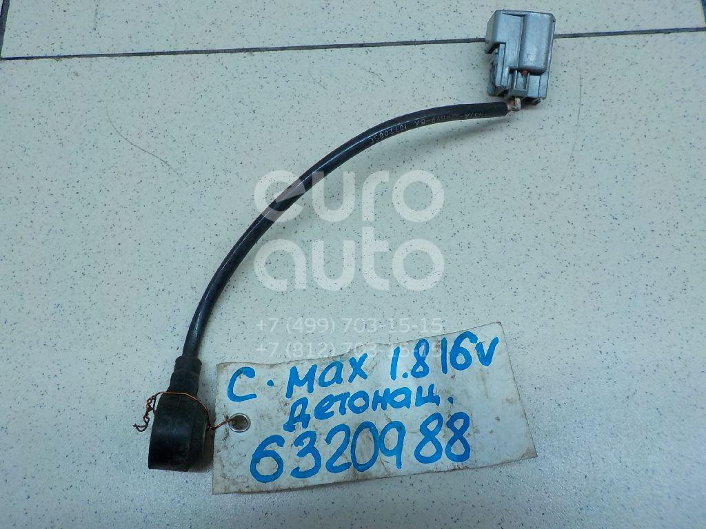 Датчик детонации для Land Rover C-MAX 2003-2011;Maverick 2001-2006;Mondeo II 1996-2000;Transit 1994-2000;Focus II 2005-2008;Fiesta 1995-2000;Fusion 2002>;Mondeo III 2000-2007;Transit [FA] 2000-2006;Tribute (EP) 2001> - Фото №1