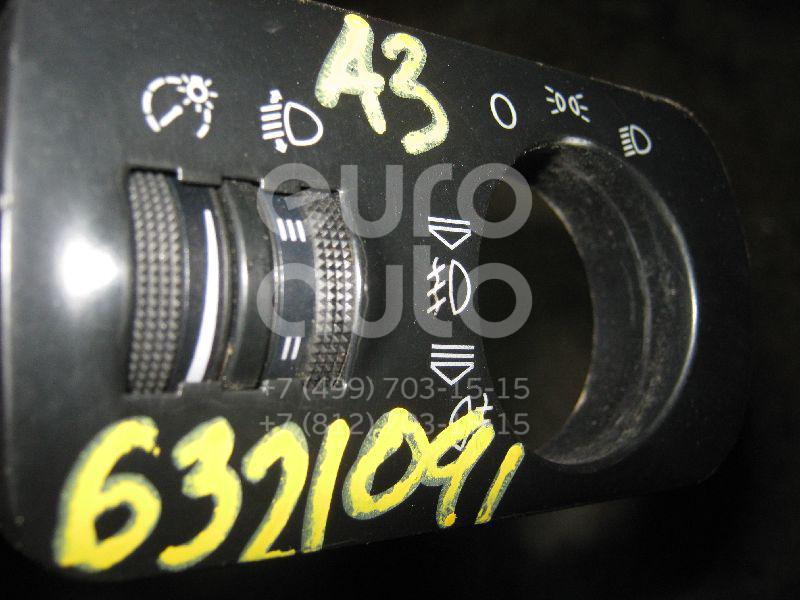 Кнопка корректора фар для Audi A3 (8L1) 1996-2003;TT(8N) 1998-2006 - Фото №1
