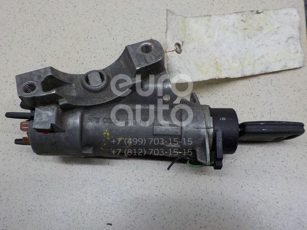 Замок зажигания для Audi,Skoda,Seat,VW A3 (8L1) 1996-2003;A4 [B5] 1994-2001;A8 [4D] 1994-1998;TT(8N) 1998-2006;Octavia (A4 1U-) 2000-2011;Leon (1M1) 1999-2006;Toledo II 1999-2006;Octavia 1997-2000;Golf IV/Bora 1997-2005 - Фото №1