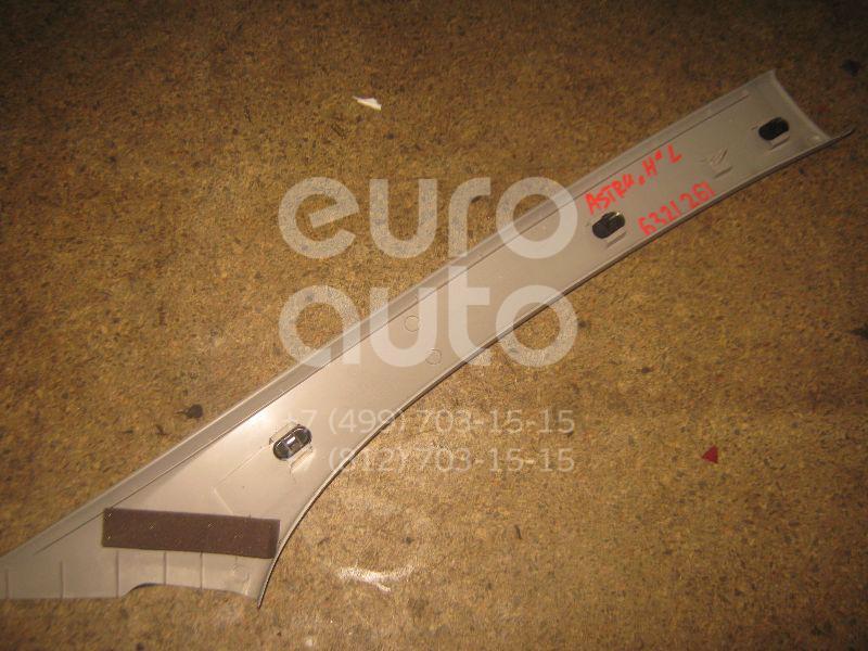 Обшивка стойки для Opel Astra H / Family 2004-2015 - Фото №1