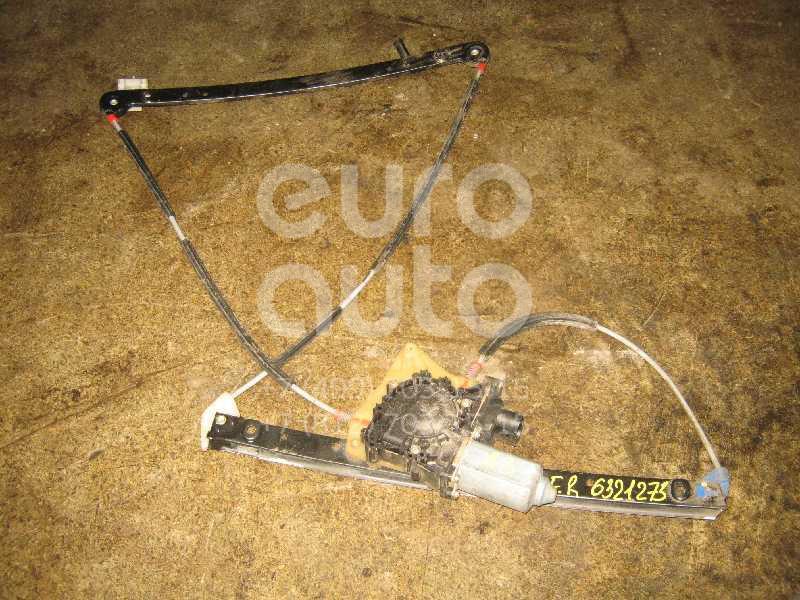 Стеклоподъемник электр. передний правый для Audi A3 (8L1) 1996-2003 - Фото №1
