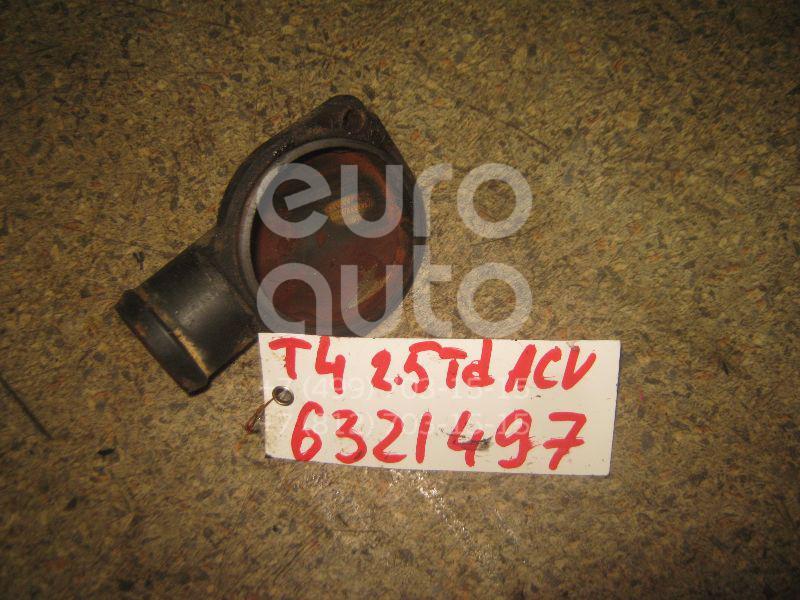 Крышка термостата для VW,Audi Transporter T4 1996-2003;100/200 [44] 1983-1991;100 [C4] 1991-1994;A6 [C4] 1994-1997;Transporter T4 1991-1996;Transporter T2 >1992 - Фото №1