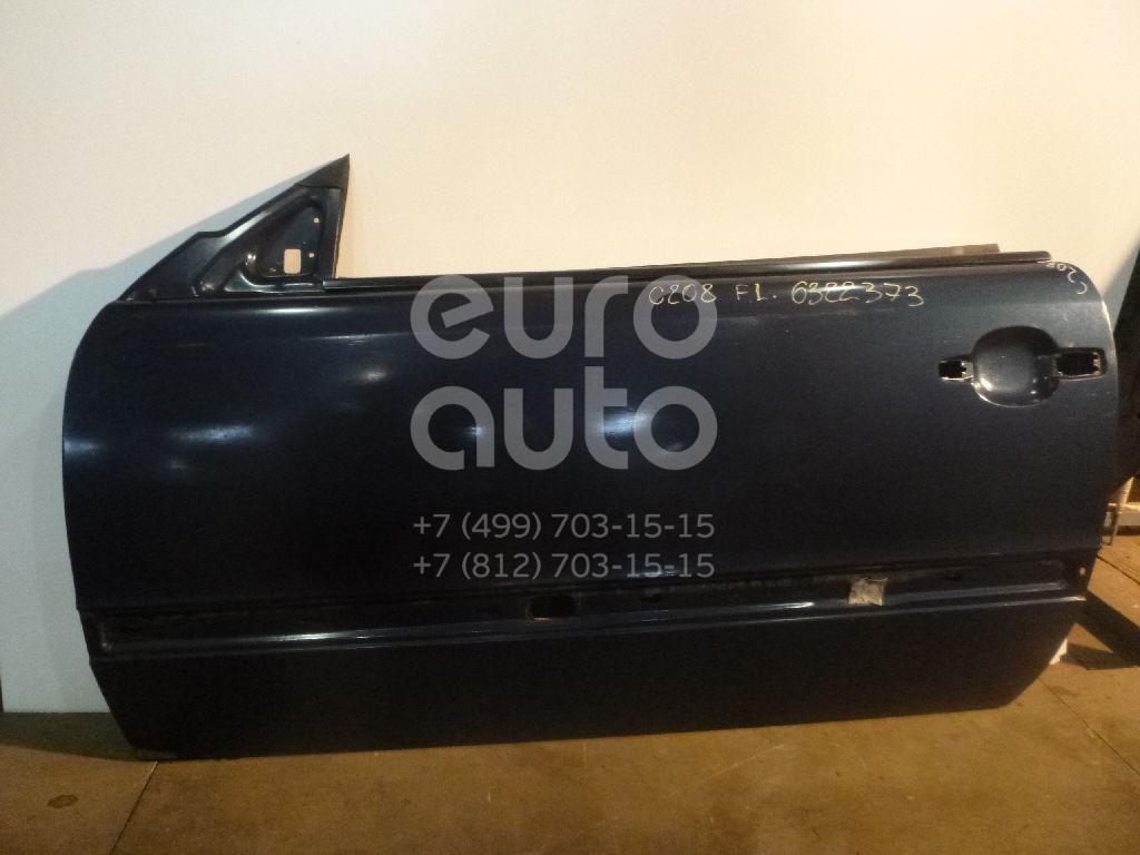 Дверь передняя левая для Mercedes Benz C208 CLK coupe 1997-2002 - Фото №1