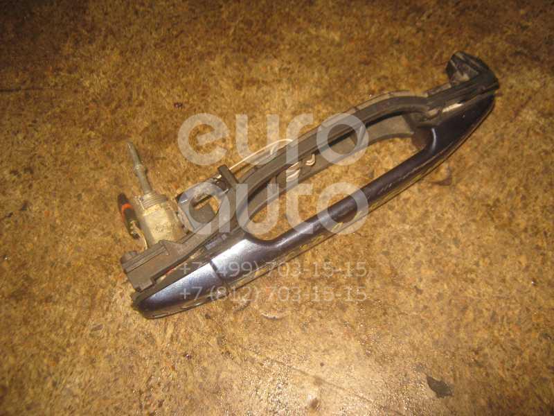 Ручка двери передней наружная правая для Mercedes Benz C208 CLK coupe 1997-2002 - Фото №1