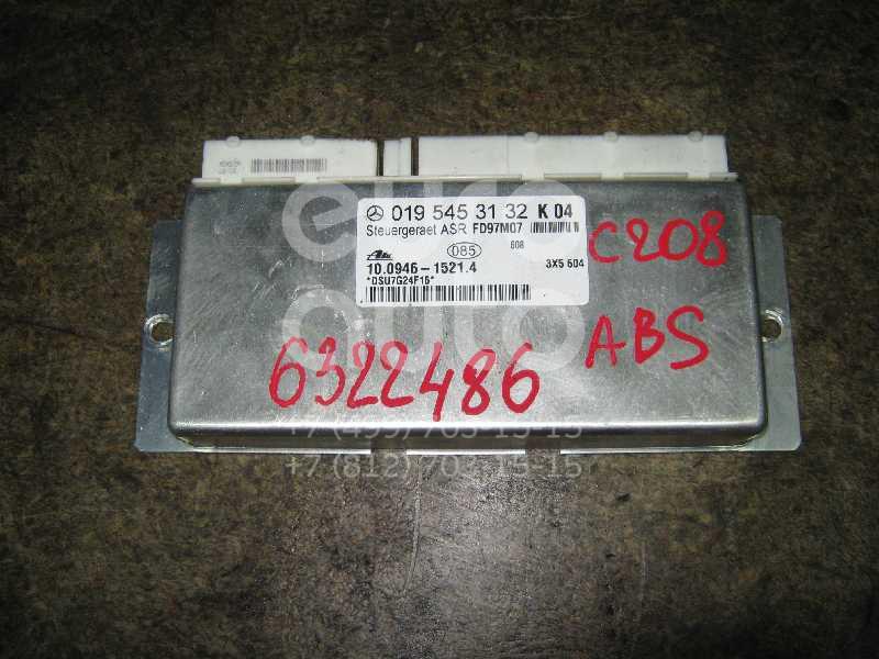 Блок управления ABS для Mercedes Benz C208 CLK coupe 1997-2002;W202 1993-2000;R170 SLK 1996-2004 - Фото №1