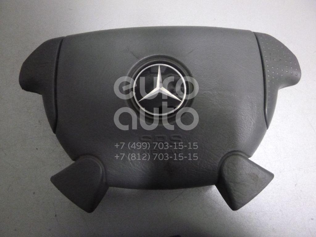 Подушка безопасности в рулевое колесо для Mercedes Benz C208 CLK coupe 1997-2002 - Фото №1