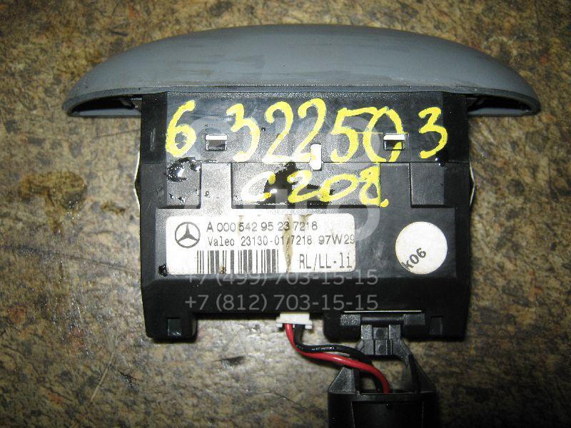 Дисплей информационный для Mercedes Benz C208 CLK coupe 1997-2002;W202 1993-2000 - Фото №1