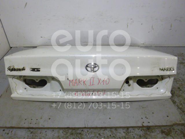 Крышка багажника для Toyota Mark 2 (X10#) 1996-2000 - Фото №1