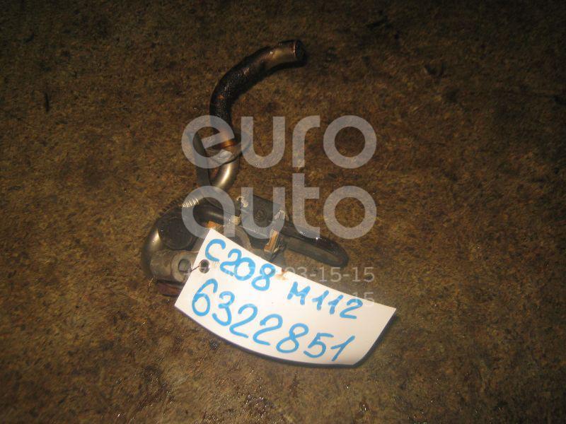 Клапан рециркуляции выхлопных газов для Mercedes Benz C208 CLK coupe 1997-2002;W163 M-Klasse (ML) 1998-2004;W202 1993-2000;W220 1998-2005;W210 E-Klasse 1995-2000;G-Class W463 1989>;W215 coupe 1999-2006;W203 2000-2006;W210 E-Klasse 2000-2002 - Фото №1