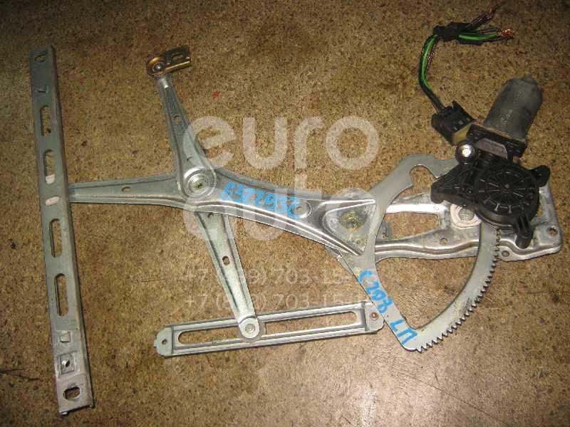 Стеклоподъемник электр. передний левый для Mercedes Benz C208 CLK coupe 1997-2002 - Фото №1