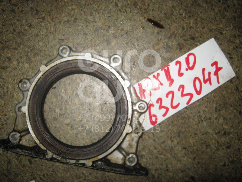 Крышка коленвала задняя для Toyota,Lexus Mark 2 (X10#) 1996-2000;IS 200/300 1999-2005 - Фото №1