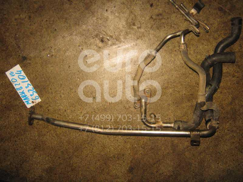 Трубка охлажд. жидкости металлическая для Toyota Mark 2 (X10#) 1996-2000 - Фото №1